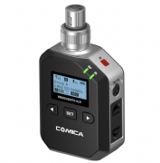 COMICACVM-WM200300XLR  UHF METAL XLR WIRELESS TRANSMITTER